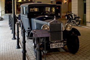 Audi P 5/30 PS, Baujahr 1931, DKW Werk Spandau