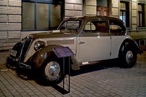 DKW Sonderklasse im August Horch Museum Zwickau