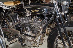 Wanderer 8-Ventiler, Baujahr 1926/27