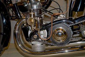 DKW ARE 175, Baujahr 1927, Detail Motor