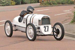 DKW-Front Rennwagen beim ADMV Classic Cup in Köthen