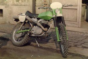 Meine zweite ETS 250/G 5 Baujahr 1981 im Jahr 1984.