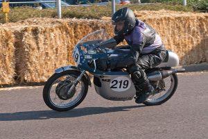 MZ-Strassenrennmaschine 125 ccm, ADMV Classic Cup Köthen, 2015