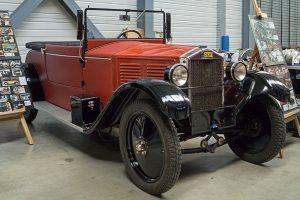 DKW P 15 bei der Oldtema in Halle