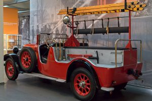 Horch 303 Feuerwehr Baujahr 1927