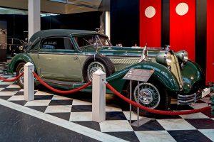 Horch 853 Sport-Cabriolet, Baujahr 1936
