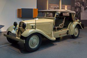 DKW 1001 Leichter PKW 1935 im August Horch Museum Zwickau