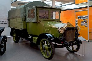 Horch 25/42 PS LKW Baujahr 1916