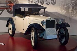 DKW F 1 im August Horch Museum Chemnitz
