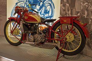 DKW Super Sport 500, Baujahr 1929