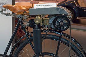 """Ruppes Motor """"Das Kleine Wunder"""""""