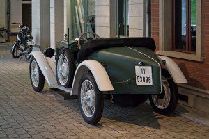 DKW PS 600 Sport im August Horch Museum Zwickau