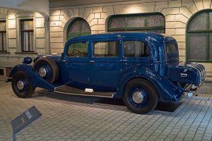 Horch 830 BL Pullmann-Limousine, Baujahr 1939