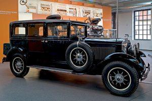 Horch Pullmann-Limousine Baujahr 1929