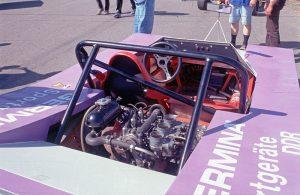 Detail Motor, Flugplatzrennen Brandis 1997