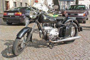 MZ BK 350 in Zörbig 2009