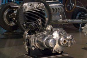 Motor UT 350 Baujahr 1935 für die SB 350