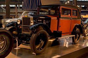 DKW aus Spandau im Sächsischen Industriemuseum Chemnitz