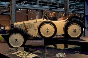 DKW F 1 Roadster im Industriemuseum Chemnitz