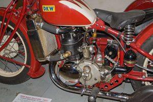 DKW Super Sport 600, Baujahr 1929