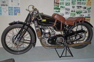 DKW PRE 500, Baujahr 1929