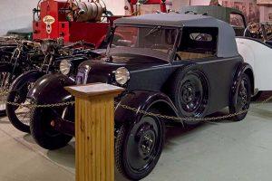 Framo Piccolo Bj. 1934,Museum für sächsische Fahrzeuge
