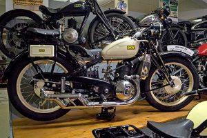 DKW Sport 500, Baujahr 1932