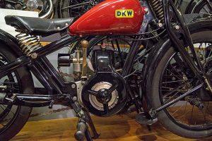 DKW Luxus 200, Baujahr 1929