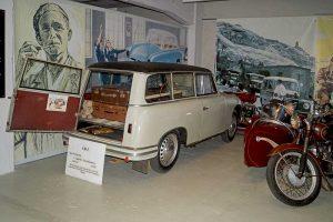 P 70 Kombi im Museum für sächsische Fahrzeuge Chemnitz
