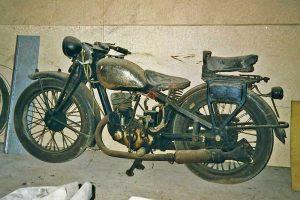 Meine Block 200, Baujahr 1931 vor der Restauration