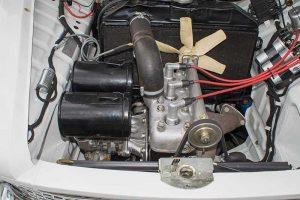Zweivergaseranlage des Wartburg 313-1