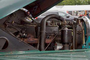 Motor EM 4-22 in einem S 4000