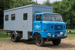 W 50 L Werkstattwagen