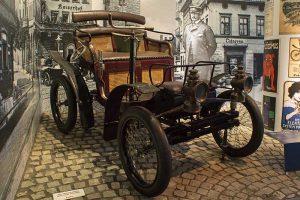 Wartburg Motorwagen Typ 2, Baujahr 1899