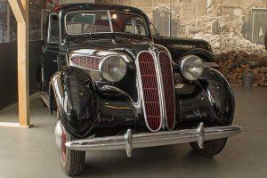 BMW 321 Baujahr 1946 in der Automobilen Welt Eisenach