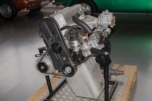 Die Leistung des Prototyps Motor 400 wurde mit 82,7 PS gemessen.