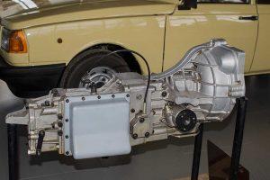 Automatik-Getriebe 400, Baujahr 1975in der Automobilen Welt Eisenach