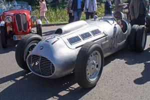 Formel 2-Rennwagen von Paul Greifzu (Replica)