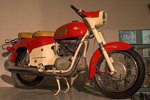 AWO 350 Prototypim Fahrzeugmuseum Suhl
