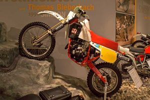 Simson GS 80 WKH von Thomas Bieberbach im Fahrzeugmuseum Suhl