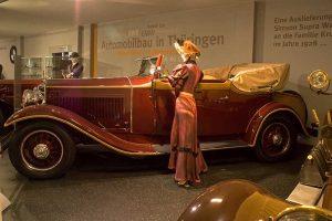 Simson Supra im Fahrzeugmuseum Suhl