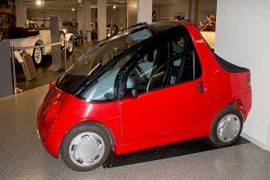 Das Elektroauto Hotzenblitz war seiner Zeit einfach zu sehr voraus. Schade, schade!