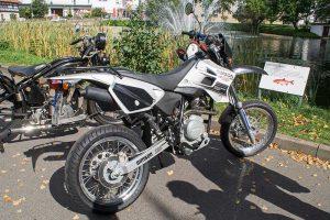 Simson Super Moto 125