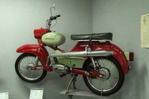 Prototyp Star Enduroim Fahrzeugmuseum Suhl