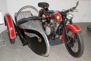 AWO 700 Prototyp im Fahrzeugmuseum Suhl