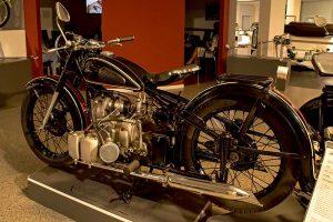 AWO 500 Eigenbauim Fahrzeugmuseum Suhl