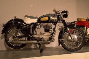 AWO 350 Eskort im Fahrzeugmuseum Suhl