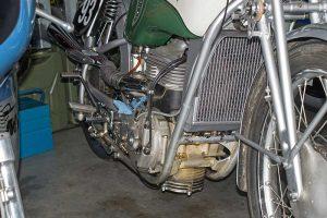 Detail Ladepumpen-Motor