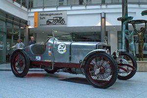 Simson Supra Supersport im Fahrzeugmuseum Suhl