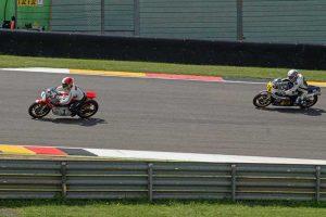 Giacomo Agostini in der neuen Queckenberg-Kurve